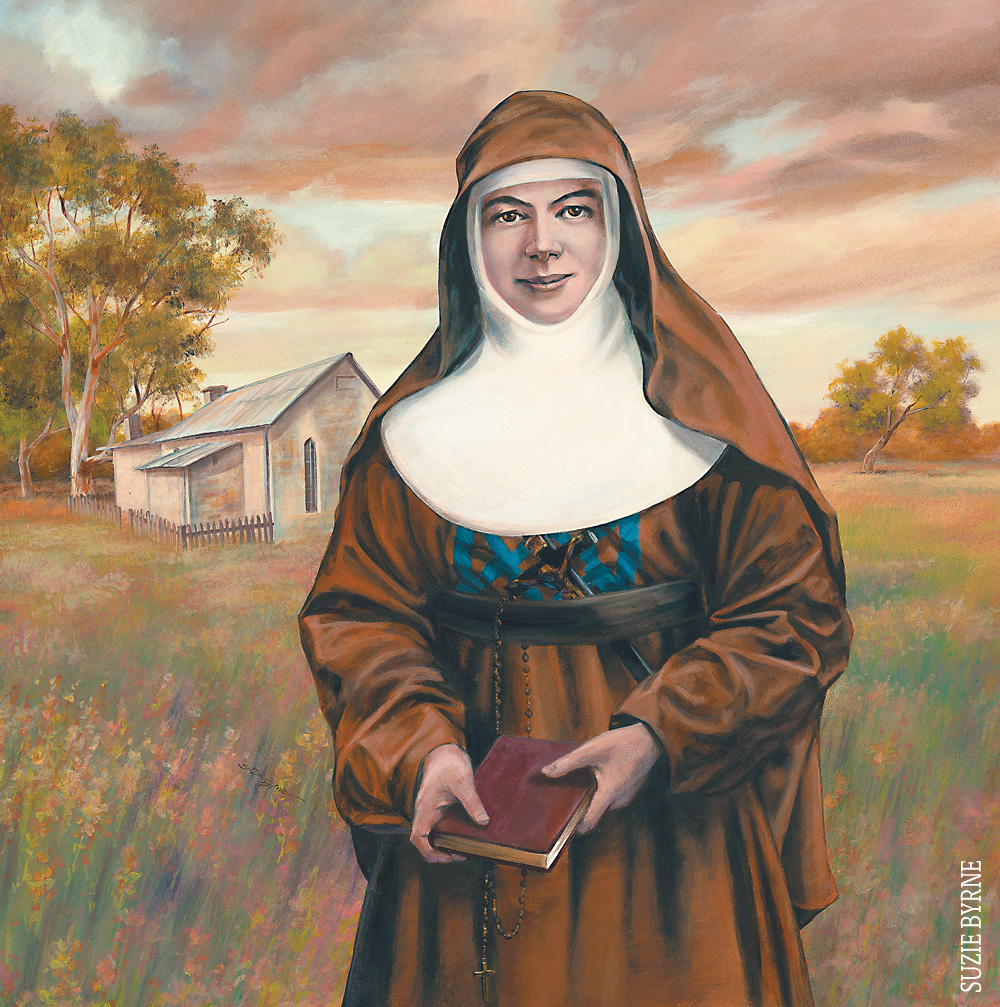 NOVENA FOR A WORLD IN NEED<br> with St Mary of the Cross MacKillop