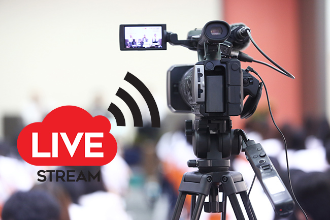 LIVESTREAMED MASSES<br> from the Southern Mass Centre