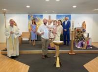 Baptisms at St Mary MacKillop Parish