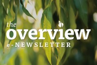 The Overview e-Newsletter