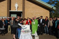 First Leppington Mass - 28 June 2015